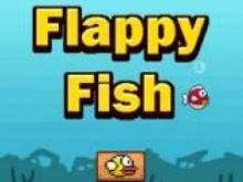 Игра Рыбка Флэппи фото