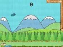 Игра Летающие пташки фото