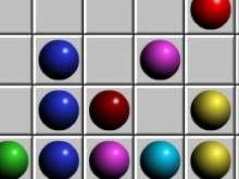 Игра Цветные линии фото