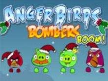 Игра Ангри Берс и бомбы фото