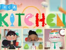 Игра Toca kitchen 2 фото