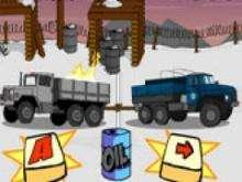 Игра Война грузовиков фото