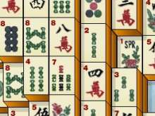 Игра Шанхайский маджонг фото