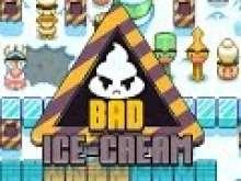 Игра Злые мороженки фото