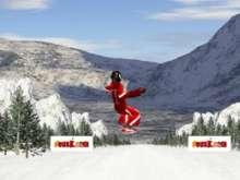 Игра Сноубординг фото