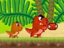 Игра Дино – охотники на мясо фото