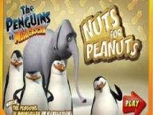 Игра Пингвины из Мадагаскара – Арахис фото