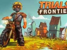 Игра Trials frontier фото