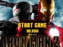 Игра Железный человек 2 - возвращение фото