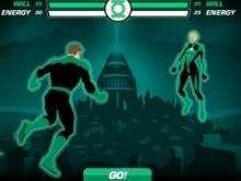 Игра Зеленый фонарь фото