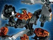 игра Бионики лего