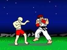 Игра Тайский боксер фото