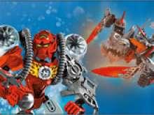 Игра Hero factory фото