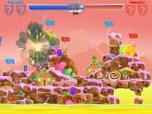 Игра Worms 4 фото