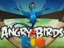 Игра Злые птички Рио 2 фото