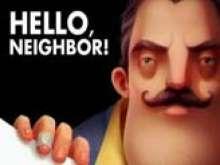 Игра Hello neighbor фото