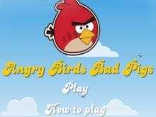 Игра Сердитые птицы - плохие свиньи фото