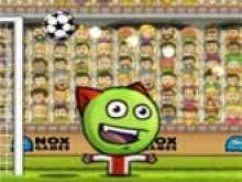 Игра Кукольный футбол фото