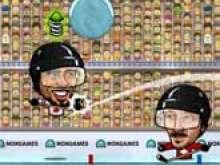 Игра Кукольный хоккей фото