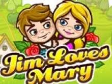 игра Джим любит Мэри 1