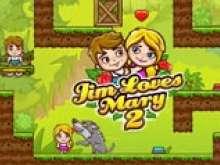 Игра Джим и Мэри 2 фото