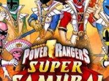 Игра Рейнджеры Самураи это сила фото