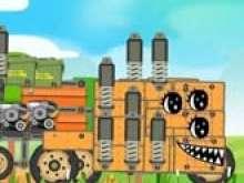 Игра Битва супер танков фото