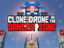 Игра Clone drone in the danger zone фото