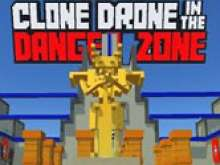 Игра Клон дрон ин зе денжер зон фото