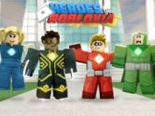 Игра Heroes of Robloxia фото