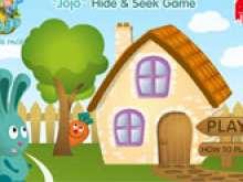 Игра Развивающие прятки для девочек 6 лет фото