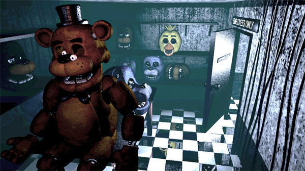 Анонс игры Five Nights At Freddys 4