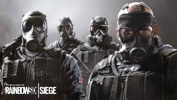 Игра Tom Clancy's Rainbow Six Siege