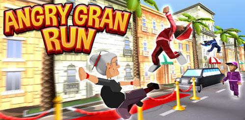 Игры Злая бабушка