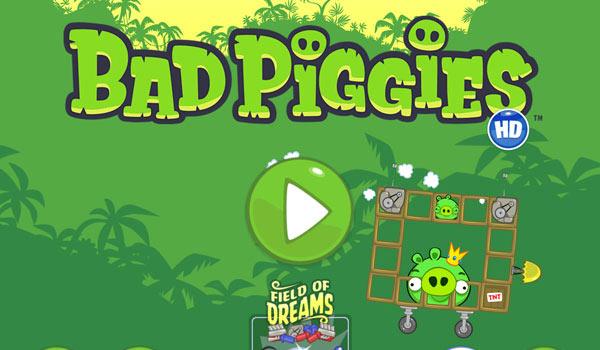 Игры Плохие свинки