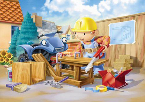 Игры Боб строитель