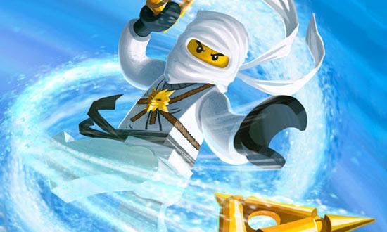 Игры Лего Ниндзя Го