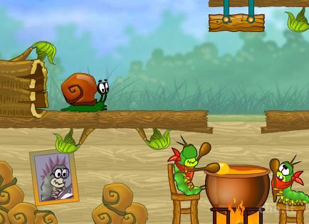 Игры улитка боб