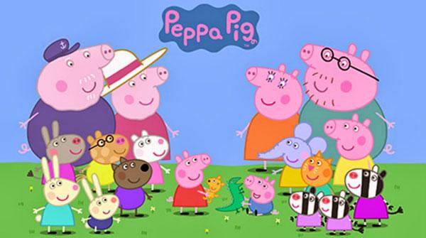 Игры Свинка Пеппа 2