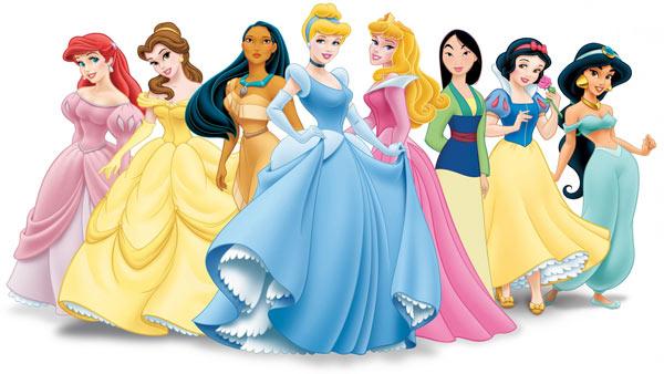 Игры принцессы Диснея