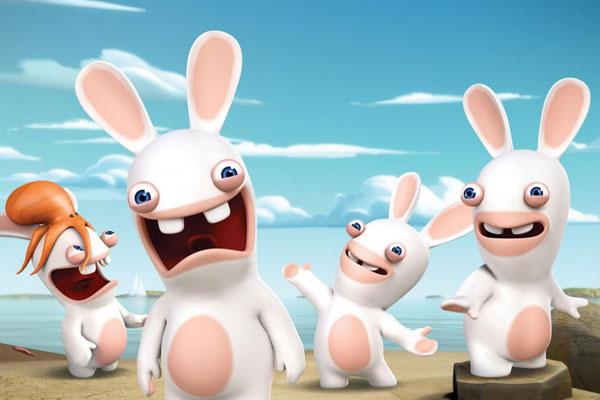 Игры Бешеные кролики