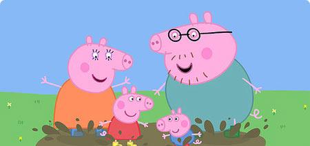 Игры Свинка Пеппа