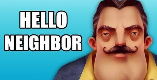 Игры Привет, сосед