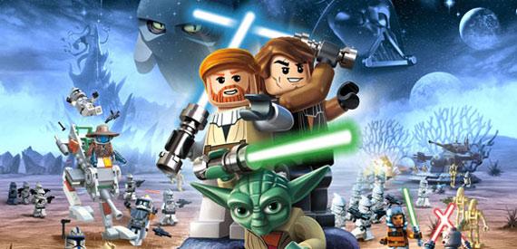 Игры Лего звездные войны