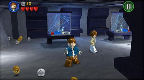 Игры Лего звездные войны 2