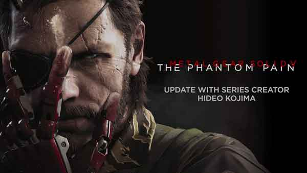 Игра Metal Gear Solid V: The Phantom Pain