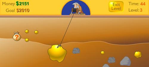 Игры Золотоискатель