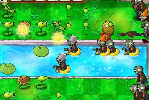 Игры Растения против зомби