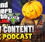 Новости Как GTA 5 Хеллоуин 2015 отпраздновал