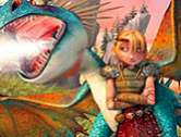 Приключения девушки викинга